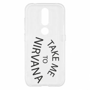 Etui na Nokia 4.2 Take me to nirvana