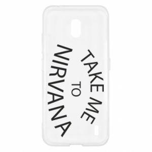Etui na Nokia 2.2 Take me to nirvana