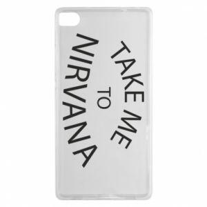 Etui na Huawei P8 Take me to nirvana