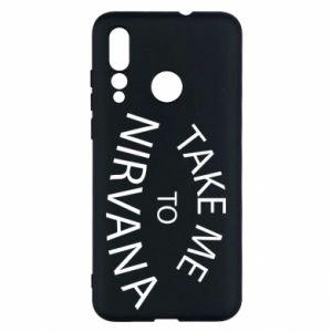 Etui na Huawei Nova 4 Take me to nirvana