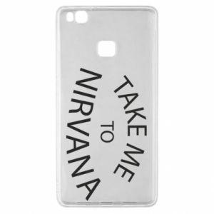 Etui na Huawei P9 Lite Take me to nirvana