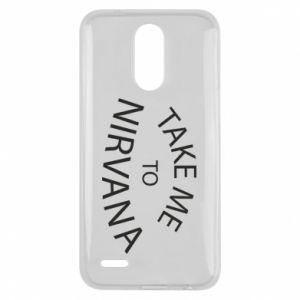 Etui na Lg K10 2017 Take me to nirvana