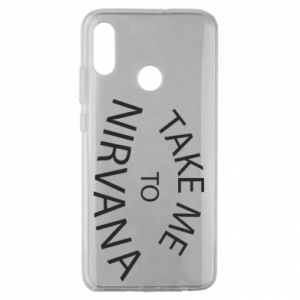 Etui na Huawei Honor 10 Lite Take me to nirvana