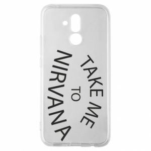 Etui na Huawei Mate 20 Lite Take me to nirvana