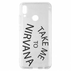 Etui na Huawei P Smart 2019 Take me to nirvana