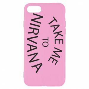 Etui na iPhone SE 2020 Take me to nirvana