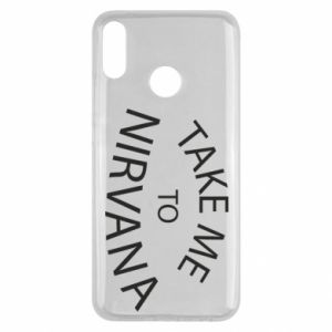 Etui na Huawei Y9 2019 Take me to nirvana