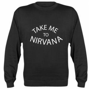 Bluza (raglan) Take me to nirvana
