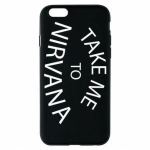 Etui na iPhone 6/6S Take me to nirvana