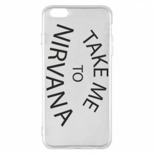 Etui na iPhone 6 Plus/6S Plus Take me to nirvana