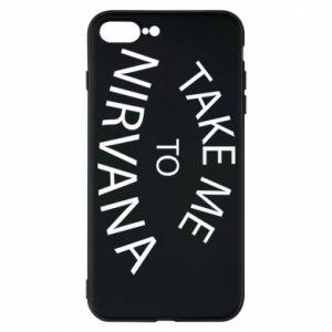 Etui do iPhone 7 Plus Take me to nirvana
