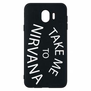 Etui na Samsung J4 Take me to nirvana