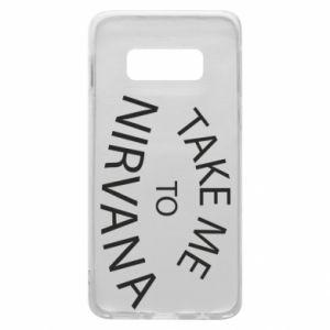 Etui na Samsung S10e Take me to nirvana
