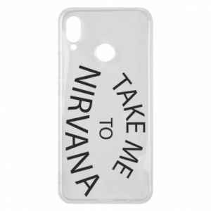 Etui na Huawei P Smart Plus Take me to nirvana