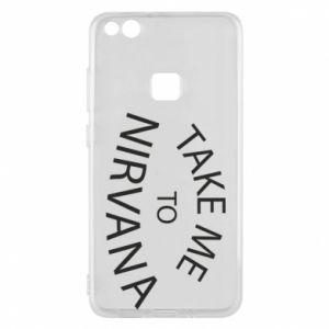 Etui na Huawei P10 Lite Take me to nirvana