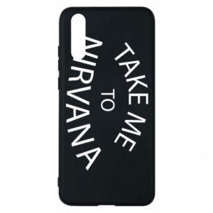 Etui na Huawei P20 Take me to nirvana