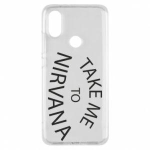 Etui na Xiaomi Mi A2 Take me to nirvana