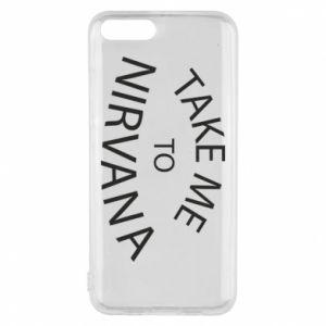 Etui na Xiaomi Mi6 Take me to nirvana