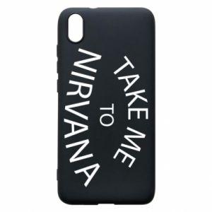 Etui na Xiaomi Redmi 7A Take me to nirvana