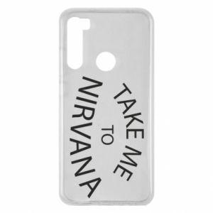 Etui na Xiaomi Redmi Note 8 Take me to nirvana