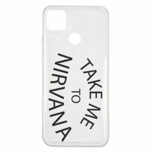Etui na Xiaomi Redmi 9c Take me to nirvana