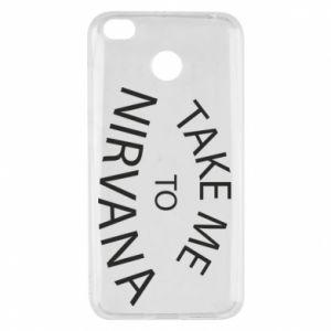 Etui na Xiaomi Redmi 4X Take me to nirvana