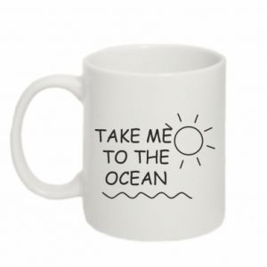 Kubek 330ml Take me to the ocean