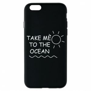 Etui na iPhone 6/6S Take me to the ocean