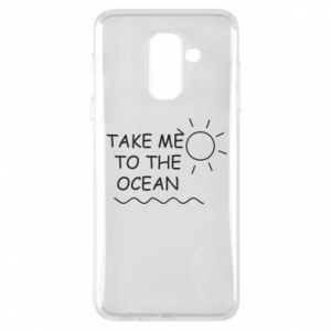 Etui na Samsung A6+ 2018 Take me to the ocean