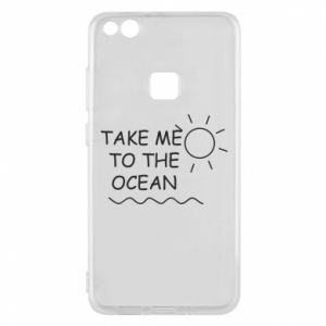 Etui na Huawei P10 Lite Take me to the ocean