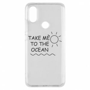 Etui na Xiaomi Mi A2 Take me to the ocean