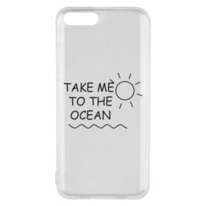 Etui na Xiaomi Mi6 Take me to the ocean