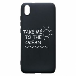 Etui na Xiaomi Redmi 7A Take me to the ocean