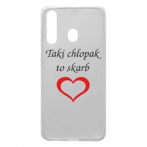 Phone case for Samsung A60 That boy is a treasure - PrintSalon