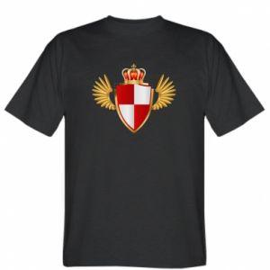 Koszulka męska Tarcza Polska