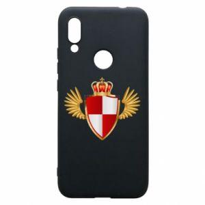 Etui na Xiaomi Redmi 7 Tarcza Polska