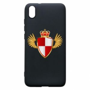Etui na Xiaomi Redmi 7A Tarcza Polska