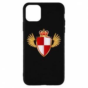 Etui na iPhone 11 Pro Max Tarcza Polska