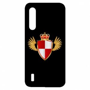 Etui na Xiaomi Mi9 Lite Tarcza Polska