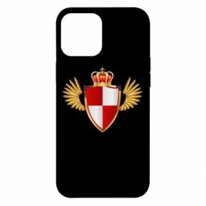 Etui na iPhone 12 Pro Max Tarcza Polska