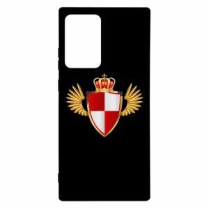 Etui na Samsung Note 20 Ultra Tarcza Polska