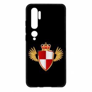 Etui na Xiaomi Mi Note 10 Tarcza Polska