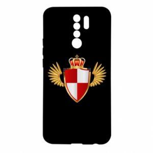 Etui na Xiaomi Redmi 9 Tarcza Polska