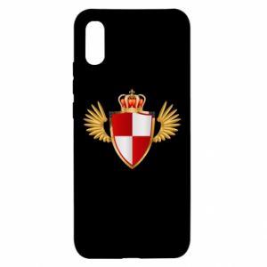 Etui na Xiaomi Redmi 9a Tarcza Polska