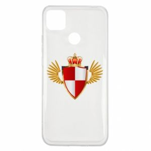Etui na Xiaomi Redmi 9c Tarcza Polska
