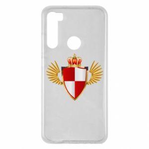 Etui na Xiaomi Redmi Note 8 Tarcza Polska