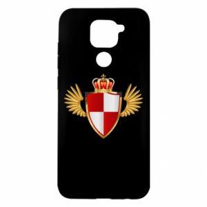 Etui na Xiaomi Redmi Note 9/Redmi 10X Tarcza Polska