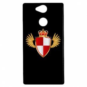 Etui na Sony Xperia XA2 Tarcza Polska
