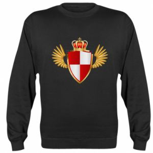 Sweatshirt Polish Shield
