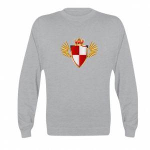 Bluza dziecięca Tarcza Polska